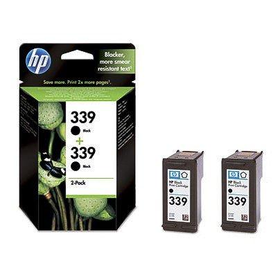 2 Cartuchos de impresora HP para Officejet K 7108 (grandes ...