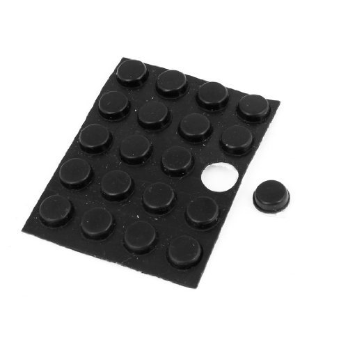 water-wood-furniture-round-7mmx25mm-adhesive-rubber-foot-pads-black-20-in-1