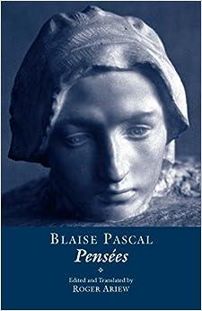 Book Pensees (Hackett Classics)
