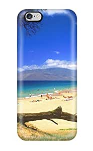 CuOKLfS6449NqBOL Snap On Case Cover Skin For Iphone 6 Plus(kihei Beach Maui Hawaii People Nature Summer)