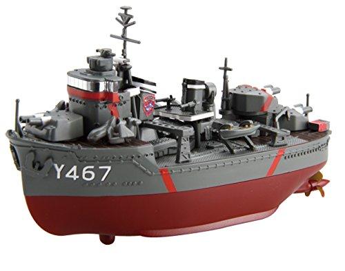 フジミ模型 ちび丸 ハイスクール フリート シリーズNo.1 ちび丸艦隊 陽炎型 航洋直接教育艦 晴風 ノンスケール 色分け済み プラモデル