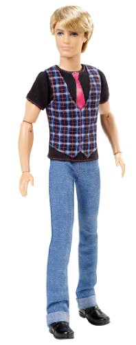 Barbie Fashionistas Ken Cutie Doll