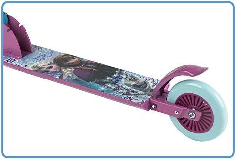 ColorBaby - Patinete aluminio, frozen (42801)