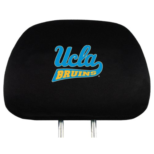 NCAA UCLA Bruins Head Rest Covers, 2-Pack -