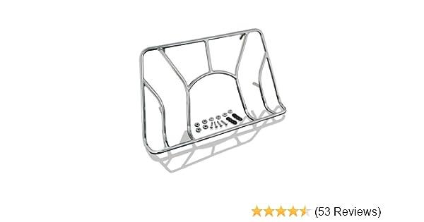 Amazon.com  Show Chrome Accessories 41-155 Tour Trunk Rack  Automotive 1d461d1e6f9f6