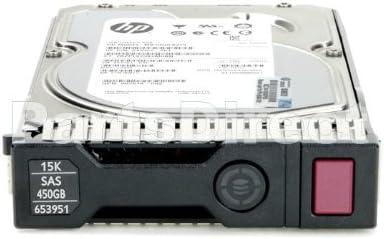Hewlett Packard Enterprise 653951-001 - Disco Duro (3.5