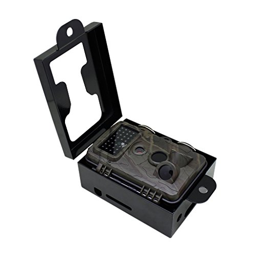 Dovewill Metal Camera Security Box Case Protective Cover for Outdoor Game Trail Camera, against Thief and Damage by Dovewill (Image #9)