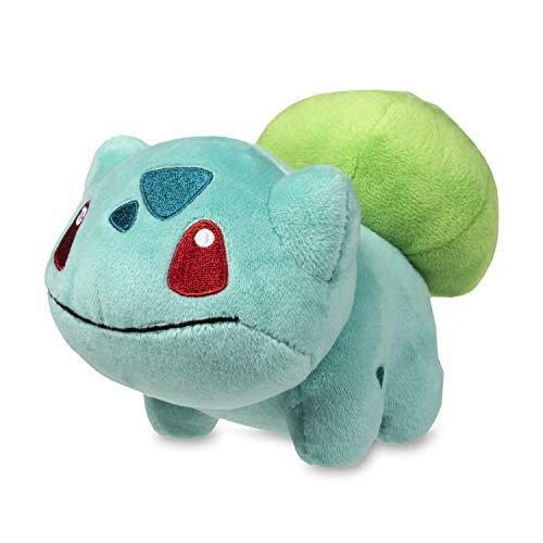 Pokémon Center: Bulbasaur Poké Doll Plush, 5.5 Inch (Plush Center Pokemon Bulbasaur)
