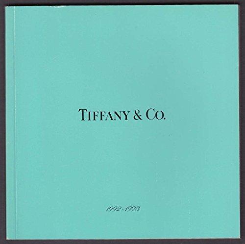 Tiffany & Co 1992-1993 catalog + price - Co & Tiffany Price