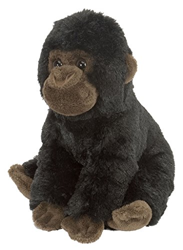 - Wild Republic Gorilla Baby Plush, Stuffed Animal, Plush Toy, Kids Gifts, Cuddlekins, 8 Inches