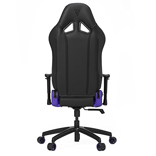 VERTAGEAR SL2000_BP S-Line 2000 Racing Series Gaming Chair Large Black/Purple