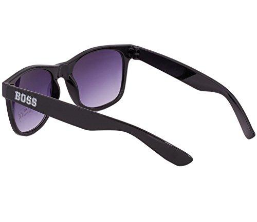 Gafas unisex Morefaz retro UV400 sol de RBSqwFa
