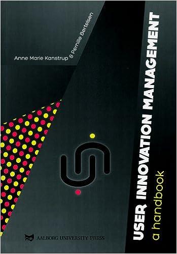 User Innovation Management: A Handbook