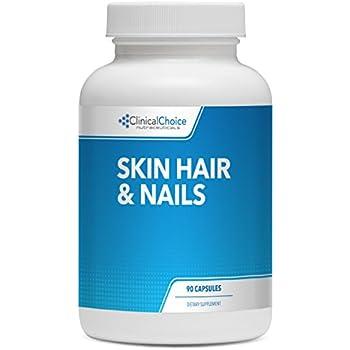 Skin, Hair & Nails, 90 Capsules