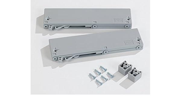 Amortiguador de puerta para armarios de puertas correderas 4 Zoe: Amazon.es: Hogar