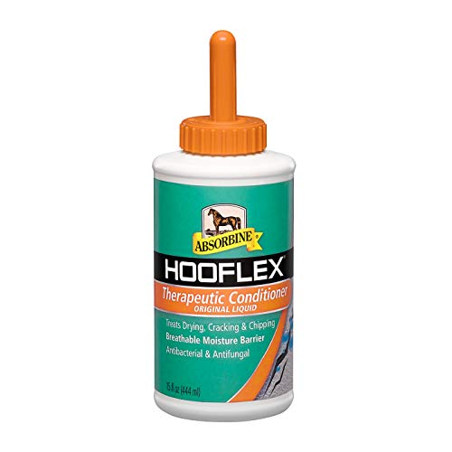 Absorbine W F Young Hooflex Conditioner Liquid with Brush