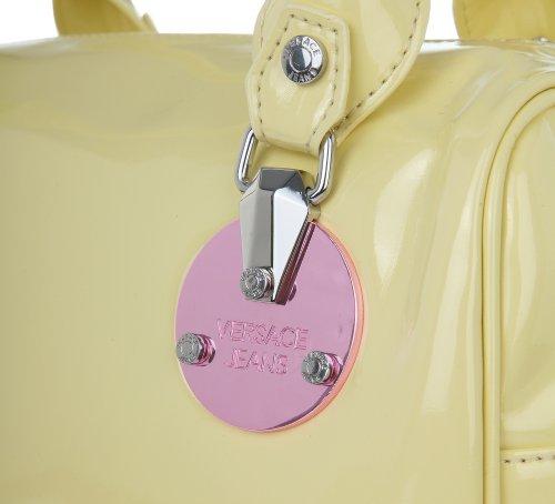 Versace Jeans Damen Sac à main Bowling bag Jaune E1VFBBH1-YE