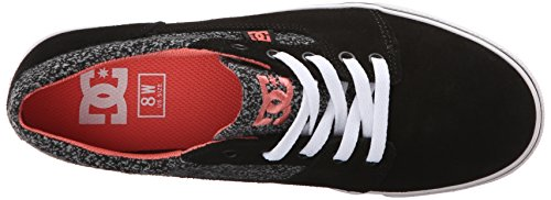DC Shoes Tonik W Se J Shoe Xkbb, Sneakers Basses Femme Black/Carbon/Print