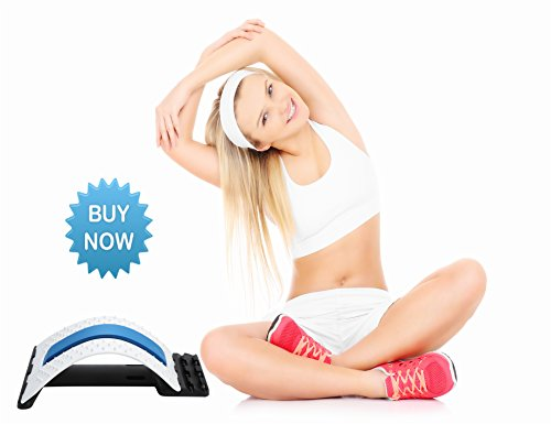 Lumbar-Stretcher-Lower-and-Upper-Back-Pain-Relief-Lumbar-Back-Stretching-Device-Self-Massager-Posture-Improve-By-ChiFitBlue