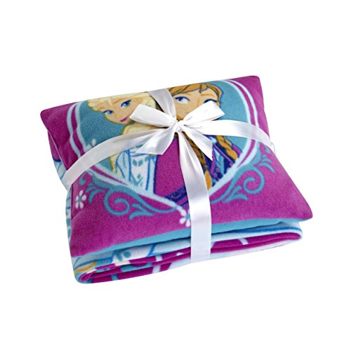 disney toddler pillow and blanket set frozen import it all. Black Bedroom Furniture Sets. Home Design Ideas