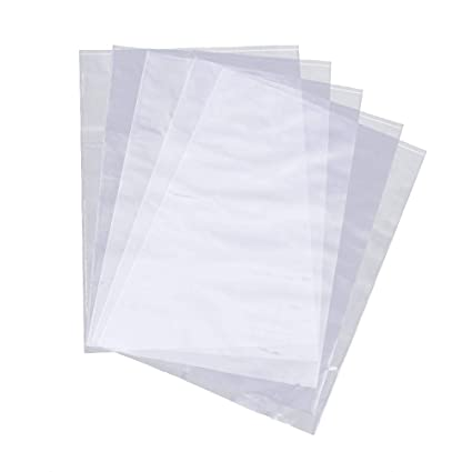 Amazon.com: SUPVOX 300pcs Shrink Wrap Bags,Heat Shrink Bag ...