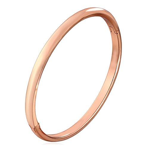 U7 Classic Wedding Platinum Bracelet
