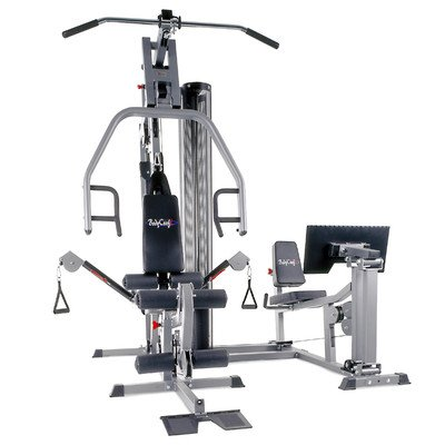 Xpress Pro Home Gym Leg Press: Included BodyCraft
