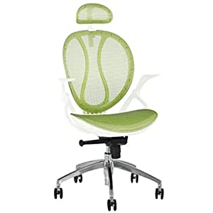 LANGRIA Mid Back Mesh Executive Office Chair Ergonomic Design Ad