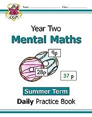 New KS1 Mental Maths Daily Practice Book: Year 2 - Summer Term