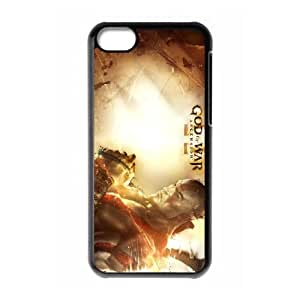 God of War Ascension iPhone 5c Cell Phone Case Blackpxf005-3772995