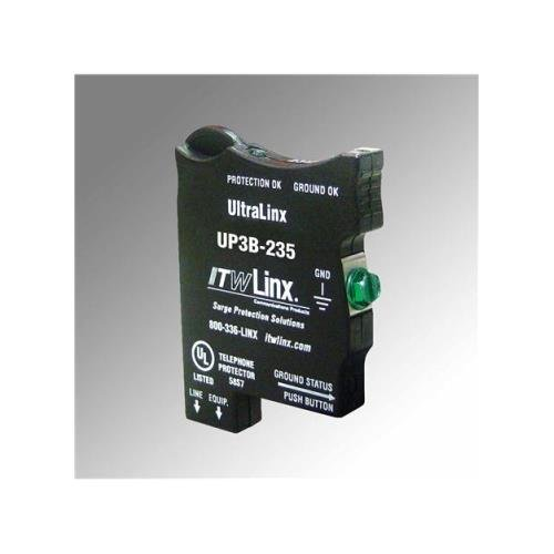 Itw linx - itw-up3b-235 - ultralinx 66 block 235v clamp ()