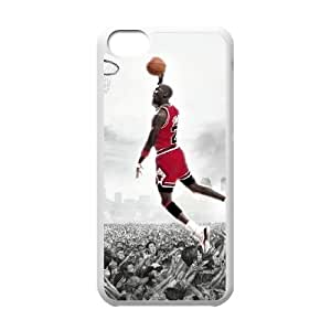 diy zhengCool Painting Michael Jordan Unique Fashion Printing Phone Case for iphone 5/5s,personalized cover case case-353339