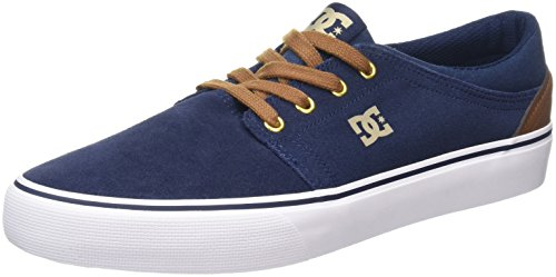 DC Shoes Herren Trase SD Sneakers, Blau (Navy/KHAKI - NKH), 44.5