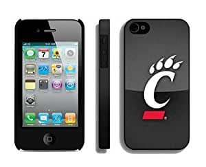 Cheap Iphone 4s Cover Ncaa Cincinnati Bearcats 05 Personalized Athletic Iphone 4 Cellphone Proective Case
