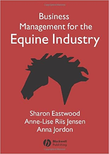 Business Management for the Equine Industry: 9781405126069 ...
