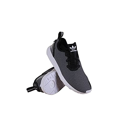 4040442f97223 MEN S ADIDAS ORIGINALS ZX FLUX ADV ASYMMETRICAL RUNNING WHITE best ...