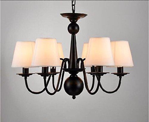 Zhzhco pieno ottone lampada illuminazione da salotto È semplice