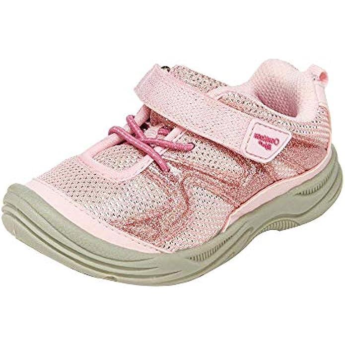OshKosh B'Gosh Unisex-Child Dyana Bump Toe Sneaker