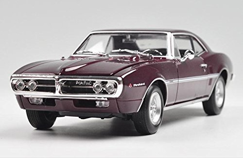 Firebird Pan (Car Model Pontiac Firebird Children's Toy Vehicles 20.5cm8.5cm6cm Vehicle Play Collectible Models Off Road Toys For Gift)