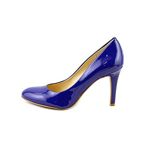 Nine West Caress Womens Size 5.5 Blue Pumps Heels Shoes