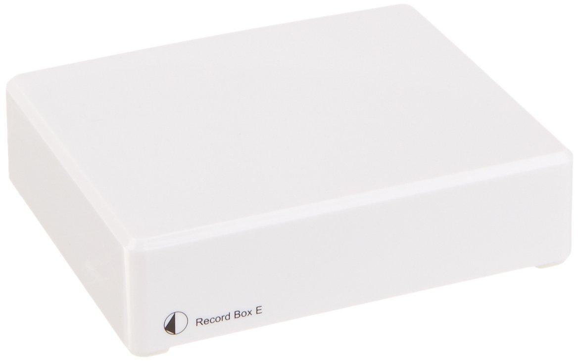 Pro-Ject Record Box E USB Phonograph Preamplifier (White)