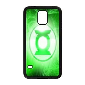 Samsung Galaxy S5 Case Green Lanterns Represent Will, Stevebrown5v, [Black]