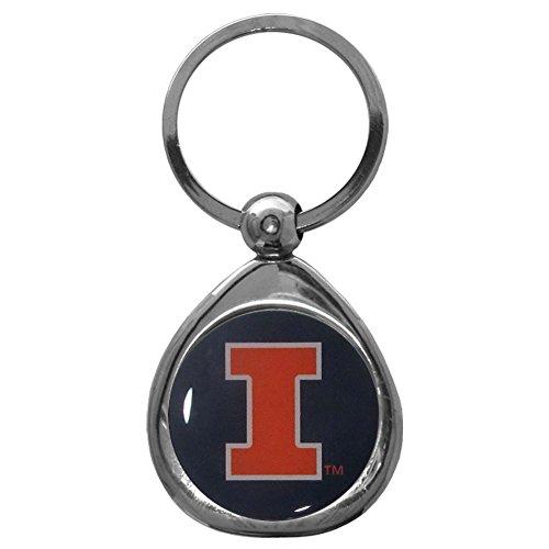 NCAA Illinois Illini Key Chain, ()