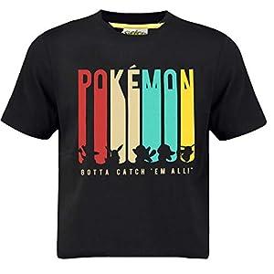 Pokémon Pikachu Boys T-Shirt ...