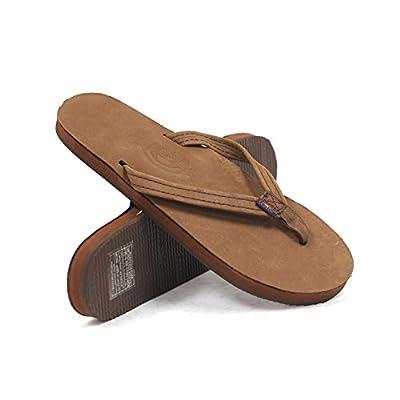 Rainbow Sandals Women's Single Layer Premier Leather Narrow Strap