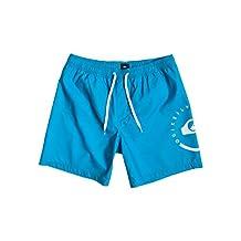 Quiksilver Eclipse Volley 17 Short Board Shorts in Hawaiian Blue