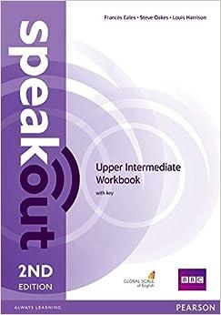 Speakout Upper Intermediate 2nd Edition Workbook With Key por Louis Harrison epub