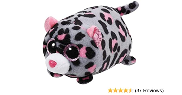 TY Beanie Boos Teeny Tys Stackable Plush MILES the Leopard 4 INCH