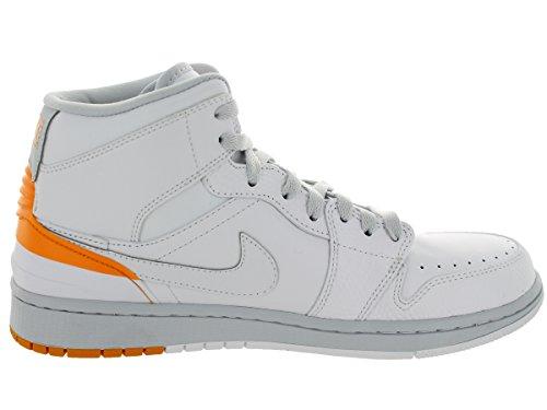 Nike AIR JORDAN 1 RETRO 86 Chaussures Sneakers Basketball Mode Homme Bleu NIKE