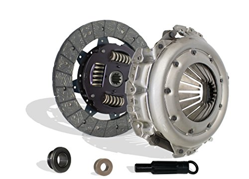 - Clutch Kit Set Works With Ford F150 250 350 Bronco Econoline XL XLT Eddie Lightning Custom E-150 E-250 E-350 Econoline Club Wagon 1987-1993 4.9L L6 5.0L V8 5.8L V8 GAS OHV Naturally Aspirated